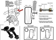 Lexus Camber Front Rear Kit ES300 RX300 RX330 CT HS