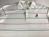 Treyburn Polo Shirt VTG Mens XL/2XL Striped Golf Course Durham North Carolina