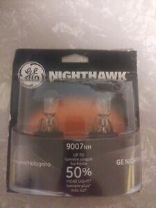 GE Nighthawk double pack 9007NH Lightbulbs