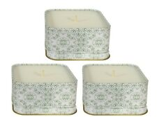 Beau Jardin Citrus Grove Palm Wax Scented Candle 100g in Tin
