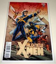 ALL-NEW X-MEN # 9 Marvel Comic  July 2016  NM Lashley CONNECTING VARIANT EDITION