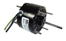 "1/75 hp 1550 RPM 115V 3.3"" Dia. CW Rotation Bath Fan Motor Fasco Motor D0540"