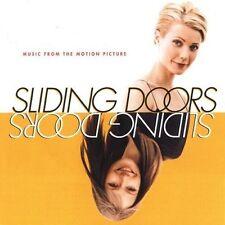"""""""SLIDING DOORS""""-FILM SOUNDTRACK 1998-ELTON JOHN-AIMEE MANN-DIDO-BRAND NEW CD"""
