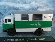 1:43 PREMIUM CLASSIXXs (Germany) MERCEDES LP 911 Police truck limited 500