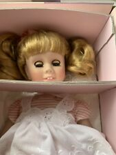 Porcelain Chatty Cathy Pull String Talking Doll