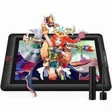 """XP-PEN Artist 15.6 Pro Tavoletta Grafica con Schermo Full HD IPS da 15.6"""" Stylus 8192 Livelli di Pressione - Nero"""