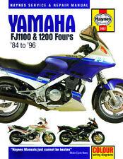 Yamaha Motorcycle Manuals and Literature