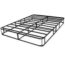 "KING 8.5"" Smart Box Spring Strong Steel Structure Foundation"