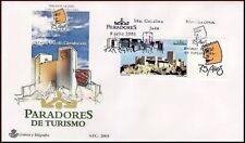 ESPAÑA SOBRE MATASELLOS 1º DÍA 2003 PARADOR DE JAÉN
