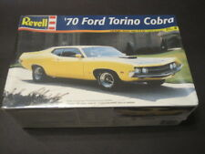 1970 FORD TORINO SHAKER HOOD 70 COBRA 429 1/25 REVELL