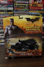 Mattel 2005 Batman Begins Batcycle Batimoto Vehicle with Projectile
