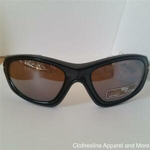 """Mountain Shades Sunglasses Black """"Conquest"""" UV Protection Motor Sport $24.99"""