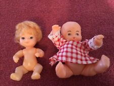 2 Small Baby Dolls