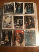Loaded Basketball Card Binder - 1269 Cards of HOF & All Stars- Jordan Kobe RC 👀