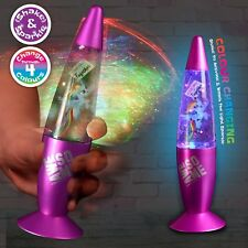 My Little Pony Shake And Sparkle Glitter Lamp Shine Bedside Kids Girls Toy Gift