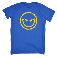 Funny Novelty T-Shirt Mens tee TShirt - Evil Smile