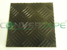 Industrial anti vibration Mat Protector Washing Machine 100 mm x 100 mm x 3 mm qty4