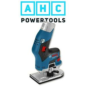 Bosch GKF 12V-8 Brushless Cordless Compact Router Trimmer - Body Only