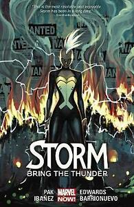 Storm Vol. 2: Bring the Thunder (Marvel Now !: Storm) (English) Paperback
