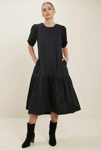 BrandNew * - * Seed Heritage * Poplin Midi Dress * - *Free Shipping