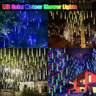 288 LEDs Solar Meteor Shower Rain String Light Garden Party Outdoor Waterproof <br/> ⭐2700+ sold✅SAVE UP TO 15%✅Free 60 Days Return✅US