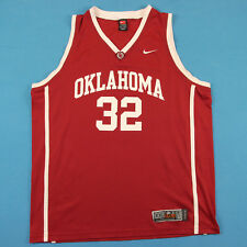 Nike OKLAHOMA SOONERS Jersey ~ Men XXL │ Basketball Elite OU University Red   32 110cd30f5