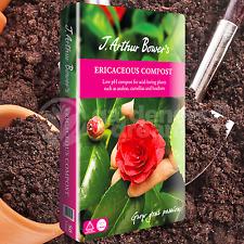 J Aurther Bowers 50L Ericaceous Compost Azalea Camellia Rhododendron Acidic Soil