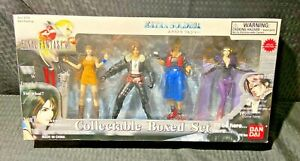 Final Fantasy VIII Bandai Extra Soldier Collectable Boxed Set #3730