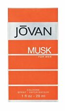 Jovan Musk For Men Cologne Spray by Jovan 1 Fluid Ounce 29 ML