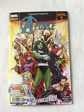 AVENGERS presenta A-FORCE SECRET WARS 1 I VENDICATORI 46 PANINI COMICS MARVEL