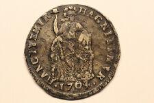 Netherlands / Gelderland - 1 generaliteitsgulden 1704 over 03 *scarce coin*(#68)