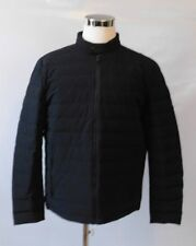 NWT MICHAEL KORS Mens Black Lightweight Down Quilted Jacket Coat Size Large L