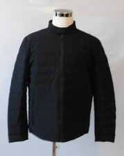 NWT Mens MICHAEL KORS Black Lightweight Down Quilted Jacket Coat Size Large L