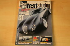 71905) Chrysler PT Cruiser GT - Opel Zafira OPC - Auto Bild test & tuning 05/200