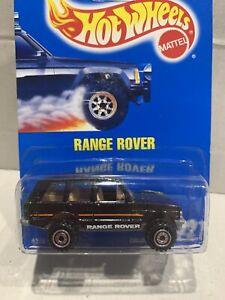 Hot Wheels Range Rover 221 Vintage Made In 1991