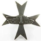 202 WW2 ABZEICHEN 1. REGIMENT 1. POLNISCHE PANZERDIVISION MACZEK POLEN