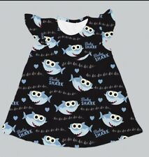Custom Made Baby Shark Dress