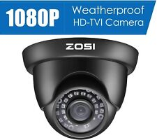 Zosi HDMI 1080P 4 In1 TVI/CVI/dispositivo antimanipulación/CVBS Seguridad Sistema de cámaras de bala al aire libre