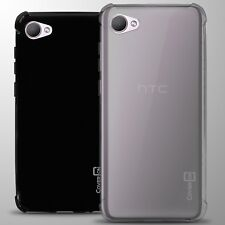 For HTC Desire 12 Case Slim Fit Flexible TPU Rubber Gel Phone Cover