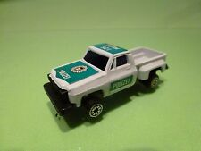 CHINA AMERICAN PIKUP PICK UP TRUCK  - POLICE POLIZEI 1:60? - GOOD CONDITION