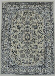 Hand Knotted Classic Floral Style 5X7 Wool Area Rug Oriental Home Decor Carpet