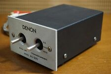 "DENON AU-320 MC Moving Coil Cartridge Transformer ""Good match for Denon DL-103"""