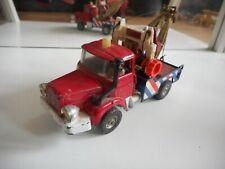 Corgi Major Toys Berliet Tow truck in Red/Blue
