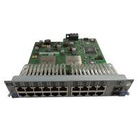 HP Procurve 20 Port Gig-T/GBIC GL Module J4908A