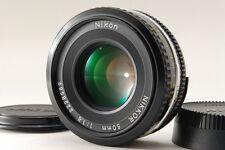 [Exc+++] Nikon Ai-S NIKKOR 50mm f/1.8 Pancake AIS MF Lens  from japan #181