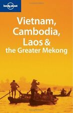 Lonely Planet Vietnam Cambodia Laos & the Greater Mekong (Multi Country Guide) b
