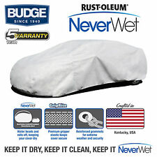 Rust-Oleum NeverWet Car Cover Fits Ford Thunderbird 1969 |Waterproof|Breathable