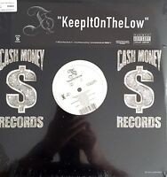 """TQ 12"""" Keep It On The Low - Promo - USA (M/M - Scellé / Sealed)"""