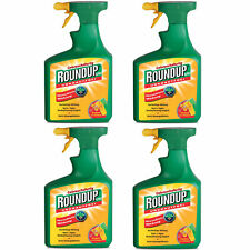 Sparset: 4 x ROUNDUP® Alphee, 1 Liter
