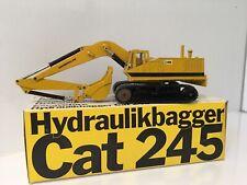 NZG 1/50 Scale Model 160 - Cat 245 Hydraulic Excavator